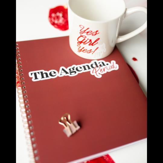 The Agenda. Period + Free Coaching Call